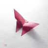Origami papillon : grand modèle.