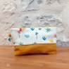 Trousse - taille moyenne, motif Tropical.
