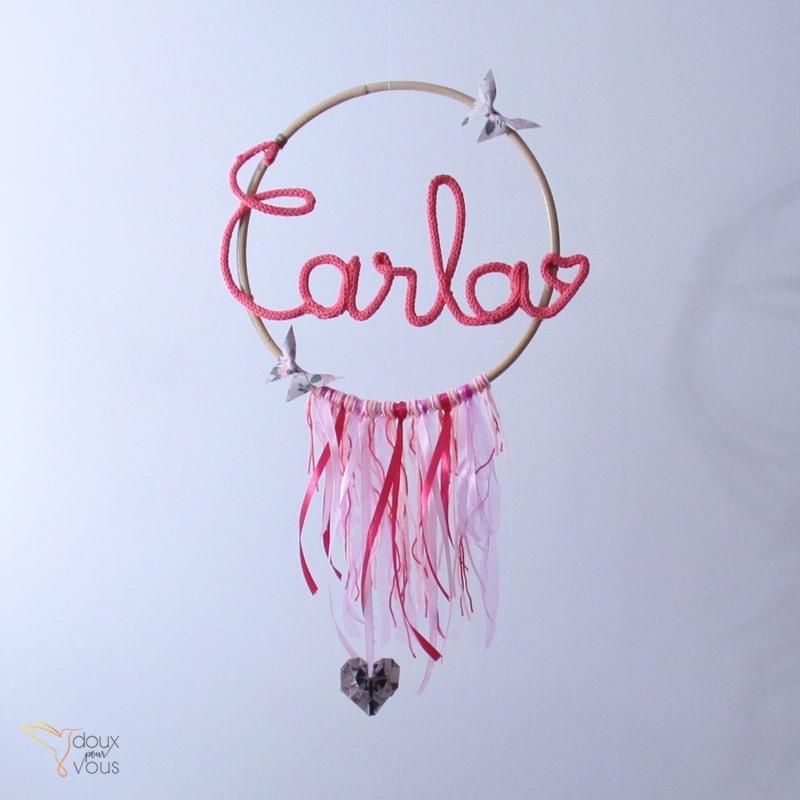Carla - Mobile attrape-rêve.