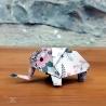 Origami : Éléphant.