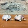 Origami : Éléphant  - DOUX POUR VOUS