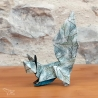 Origami, modèle Écureuil.