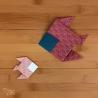 Origami : Poissons.