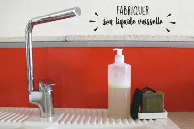 Fabriquer son liquide vaisselle, les conseils Doux Pour Vous