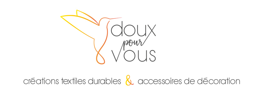 Doux Pour Vous Créations textiles durables et accessoires de décoration